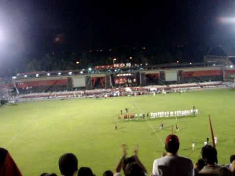 Estadio Marcelo Bielsa - Presentacion equipo Rojinegro