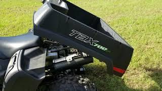 8. Revel 42 Textron Off Road Alterra 700 TBX