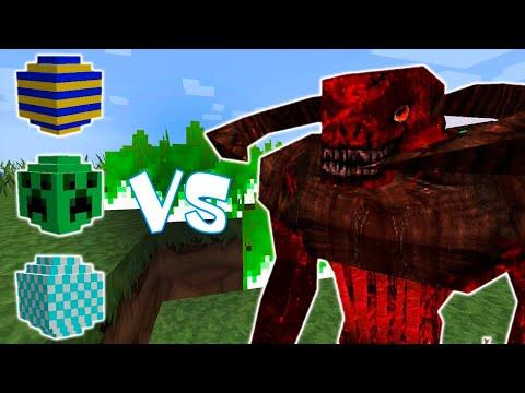 Пасхальные Лаки Яйца VS Адские Монстры! - Лаки Битва #22 (видео)