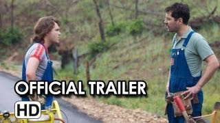Prince Avalanche Official Trailer #1 (2013) Paul Rudd, Emile Hirsch