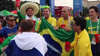 FIFA World Cup Recap