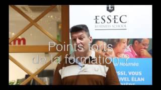Soutenance de mémoire : Alex Cussac témoigne