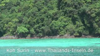 Koh Surin, Thailand 2013 (Full HD) Www.tropical-travel.com
