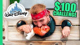 Video $100 Disney Food Challenge!!! Most EXPENSIVE Food on Earth!! MP3, 3GP, MP4, WEBM, AVI, FLV Juli 2019