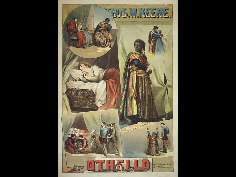 an analysis of the dominant theme of love in shakespeares othello 2018-09-27 analysis and main theme connection to the real world  in william shakespeares othello, almost every single character is manipulated once throughout the play  who fell pray to his love for desdemona,.