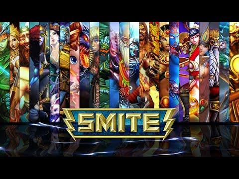 SMITE - стрим \