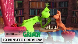 Video Illumination's The Grinch | 10 Minute Preview | Film Clip | Own it now on 4K, Blu-ray, DVD & Digital MP3, 3GP, MP4, WEBM, AVI, FLV Mei 2019