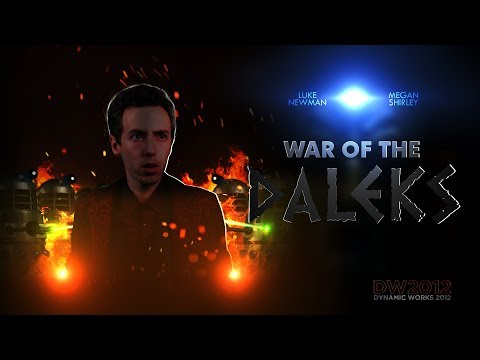 Doctor Who FanFilm Series 4 Episode 5 - War of the Daleks Trailer