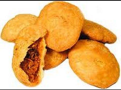 Recipe - Indian Chat (Khasta kachori) (khasta Puri) Recipe With English Subtitles