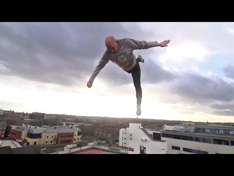 THE WORLD'S BEST PARKOUR AND FREERUNNING OF ALL TIME (видео)