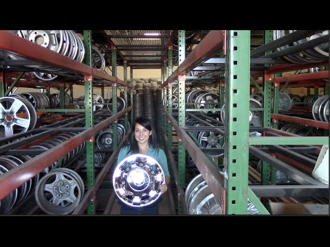 Factory Original Cadillac DTS Rims & OEM Cadillac DTS Wheels – OriginalWheel.com