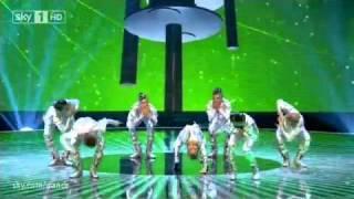 Got To Dance Series 2: Shockarellas Semi Final