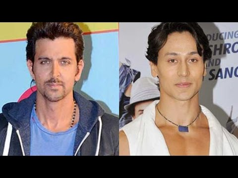 Hrithik Roshan Reveals On Working With Tiger Shrof