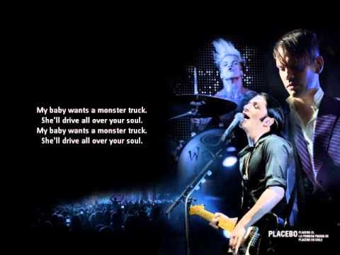 Tekst piosenki Placebo - Monster Truck po polsku