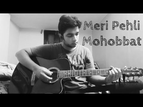 Video Meri Pehli Mohabbat - Darshan Raval [2014] - Guitar Tutorial download in MP3, 3GP, MP4, WEBM, AVI, FLV January 2017