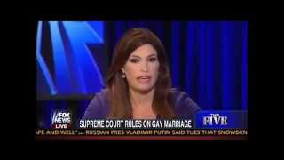 Video The Five Reacts To Supreme Court's DOMA And Prop 8 Rulings: 'This Is A Huge Conservative Victory' MP3, 3GP, MP4, WEBM, AVI, FLV Juli 2018