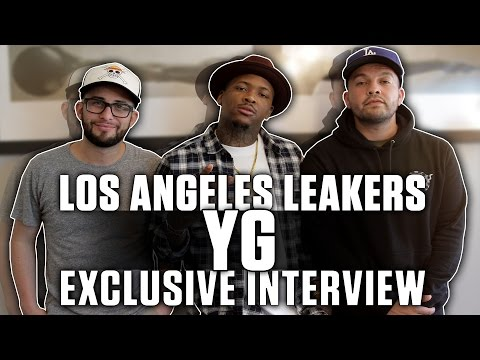 YG Talks New Album Still Krazy, Shooting Incident, And More!