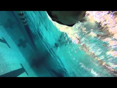 Swimming Video - Academic Project by Jason Mercando '17