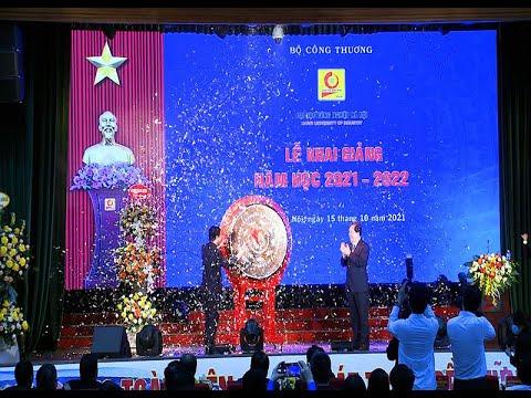 Đại học Công nghiệp Hà Nội khai giảng năm học 2021 - 2022