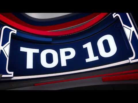 NBA'de gecenin en güzel 10 hareketi