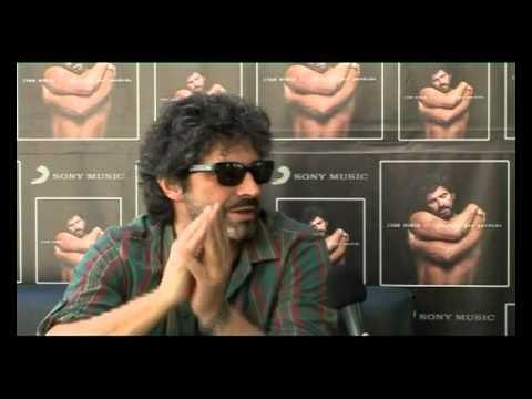 Iván Noble video Perdido por Perdido - Entrevista 2016