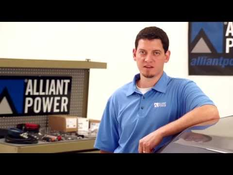 Alliant Power 6.4 L Engine Performance Misfire