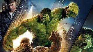 The Incredible Hulk -