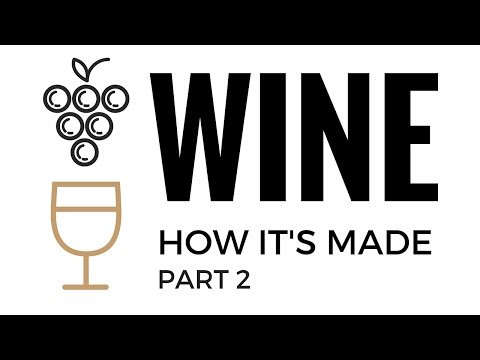 White Wine: How It's Made