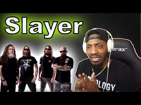 PROFESSOR REACTS To SLAYER