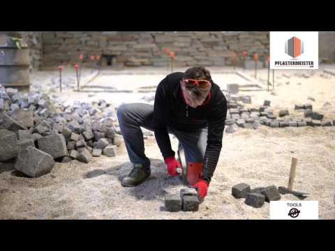 Pflasterhammer Kleinsteinpflaster