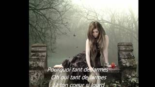 Download Lagu Pourquoi tant de larmes - Natasha St-Pier.wmv Mp3