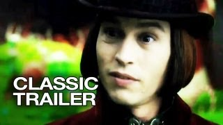 Nonton Charlie And The Chocolate Factory  2005  Official Trailer  1   Johnny Depp Movie Hd Film Subtitle Indonesia Streaming Movie Download