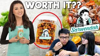 Video RESEP SARWENDAH Mahal ?! Worth It Gak Sih ?? MP3, 3GP, MP4, WEBM, AVI, FLV Maret 2019