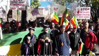 Saudi:  Ethiopia Saved Islam. You Kill Ethiopians.