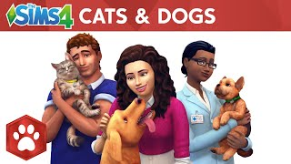 The Sims 4 Cats & Dogs: Official Reveal Trailer