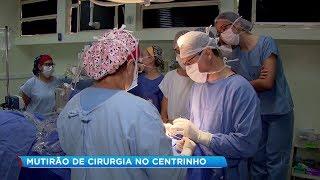 Centrinho em Bauru realiza mutirão de cirurgias e prevê operar 70 pacientes