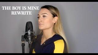 The Boy Is Mine - Brandy X Monica - Georgia Box Rewrite Cover