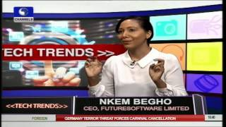 Techtrends: Encouraging Women In Technology  Part 2