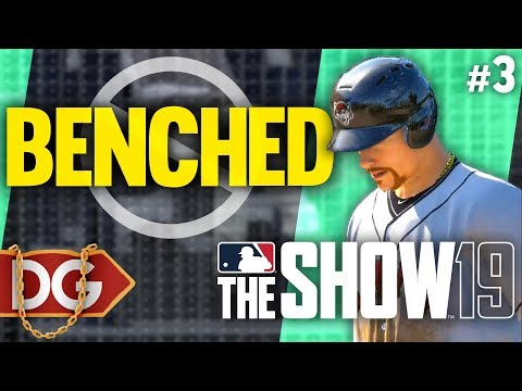 BENCHED - MLB Road To The Show 19 (3/?)