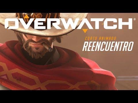 Corto animado de Overwatch: «Reencuentro» (ES)