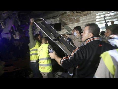 Βηρυτός: Διπλή βομβιστική επίθεση αυτοκτονίας με δεκάδες νεκρούς