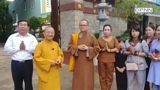 Thầy Nhật Từ viếng thăm chùa Minh Thành- Gia Lai ngày 06-06-2018