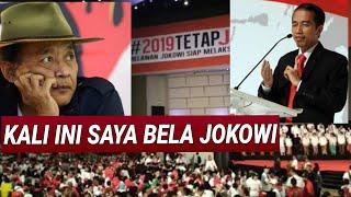 """Video PIDATO JOKOWI DITANGGAPI SUJIWO TEJO;""""tapi siap berkelahi"""" trending topic twitter.Relawan Jokowi sen MP3, 3GP, MP4, WEBM, AVI, FLV April 2019"""