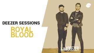 Royal Blood - Figure It Out - Deezer Session