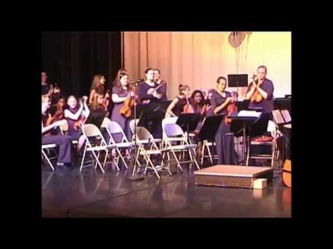 Ryan Stout Senior High School Farewell Concert Solo