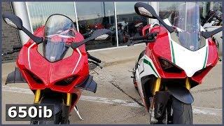 1. Ducati Panigale V4R vs V4 Speciale | On The DYNO! 🔥