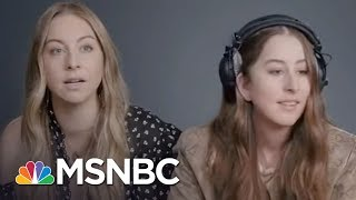 Haim Review Scarborough, Give It Serious HandClaps | Morning Joe | MSNBC