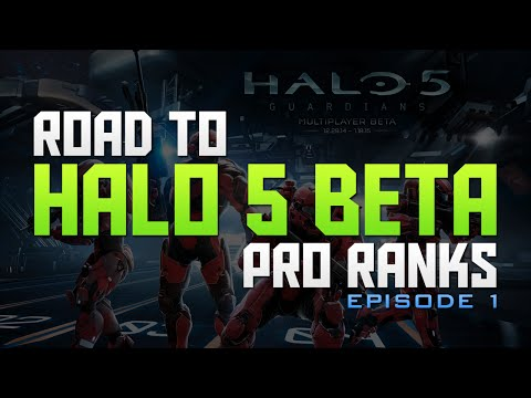 the pro - Start of my quest to make the Pro ranks on the Halo 5 beta! Join me on this adventure! First look at the map Truth. As always enjoy! -------------------------------------- FOLLOW - http://www.twi...