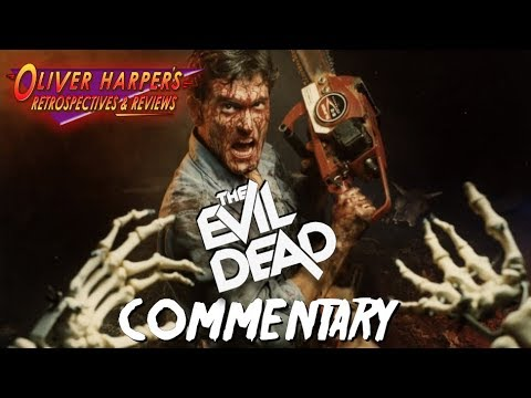 The Evil Dead 1981 Commentary (Podcast Special) Feat. Nick Helm
