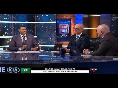 GameTime - Celtics vs Bulls Postgame Talk | December 8, 2018